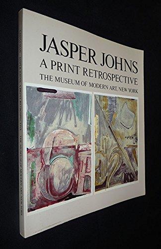 9780870704024: Jasper Johns: A Print Retrospective
