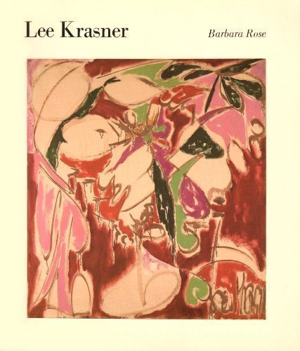 Lee Krasner. A Retrospective. Museum of Fine Arts, Houston, and The Museum of Modern Art, New York. - Rose, Barbara