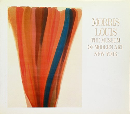 Morris Louis 9780870704192 Book by Elderfield, John, Louis, Morris
