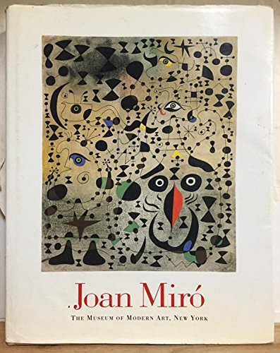 9780870704345: Joan Miro (A Museum of Modern Art Book)