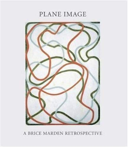 Plane Image A Brice Marden Retrospective (signed: Marden, Brice and