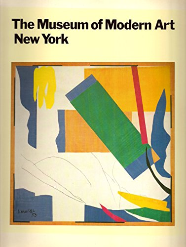 9780870704680: Museum of Modern Art New York the History and the Collection