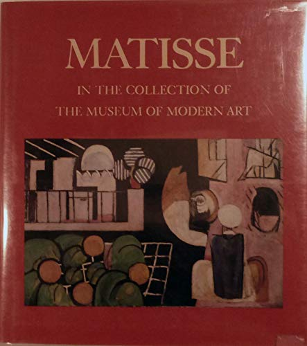 MATISSE, IN THE COLLECTION OF THE MUSEUM OF MODERN ART, { INCLUDING REMAINDER INTEREST AND PROMIS...