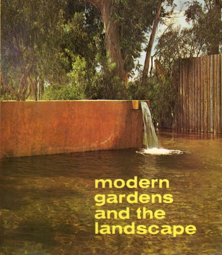 9780870704734: Modern Gardens and the Landscape /Anglais