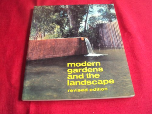 9780870704734: Modern Gardens and the Landscape