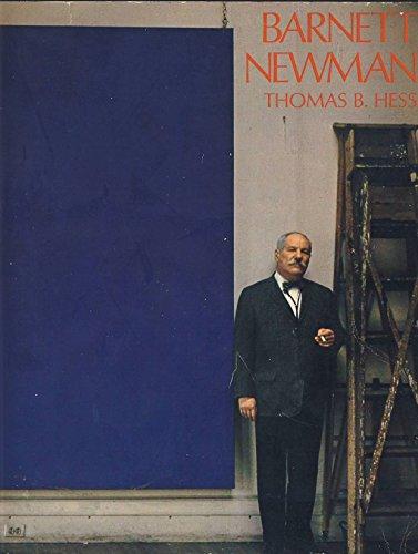 9780870705014: Barnett Newman by Thomas B. Hess