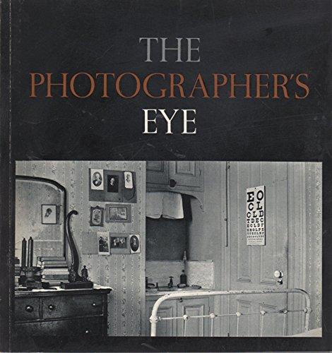 9780870705243: Photographer's Eye