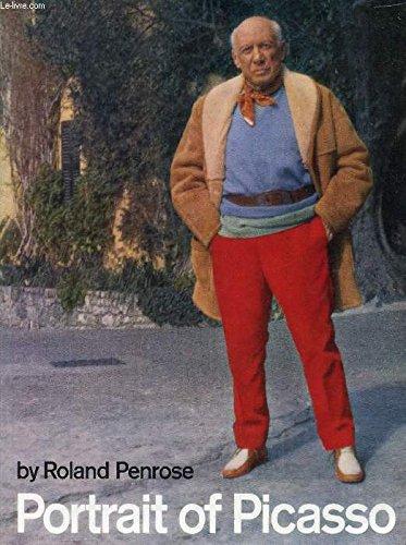 Portrait of Picasso: Roland Penrose