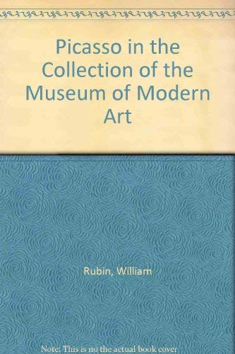 9780870705373: Picasso in the Collection of the Museum of Modern Art