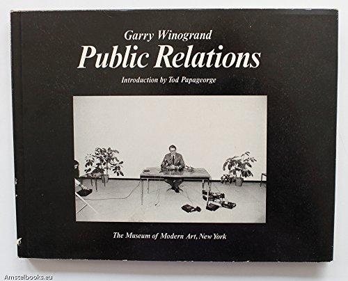 Public Relations Winogrand, Garry