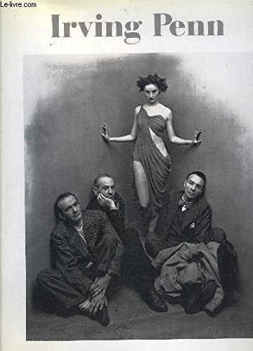 Irving Penn: New York. Museum of Modern Art. Text by John Szarkowski