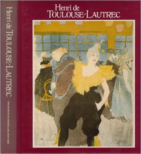 Henri de Toulouse-Lautrec: Images of the 1890's: Toulouse-Lautrec, Henri De;