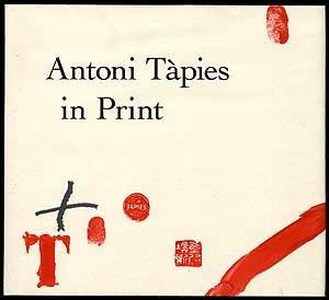 9780870706028: Antoni Tapies in Print