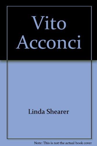 9780870706257: Vito Acconci, public places: [exhibition catalog]