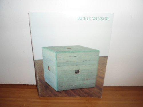 Jackie Winsor: Johnson, Ellen H.