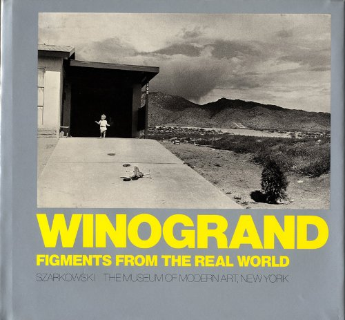 9780870706400: Garry Winogrand Figments from the Real World /Anglais