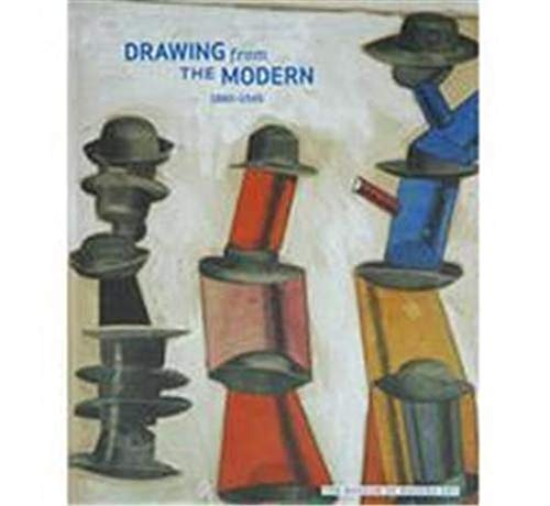 9780870706639: Drawing from the Modern 1: 1880-1945: 1880-1945 No. 1