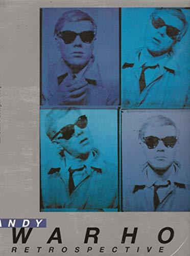 Andy warhol a retrospective abebooks for Ricerca su andy warhol