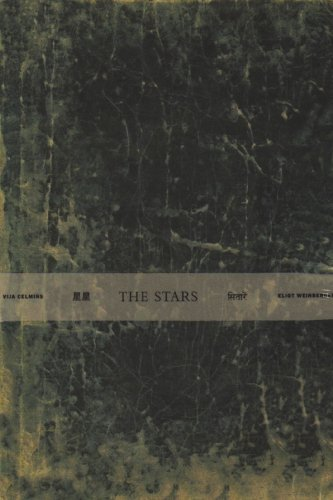 9780870707049: Vija Celmins & Eliot Weinberger: The Stars