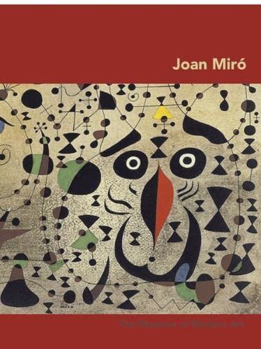 9780870707254: Joan Miro (MoMA Artist Series)