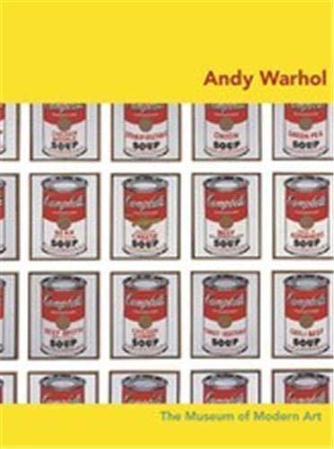 9780870707261: Andy Warhol (MoMA Artist Series)