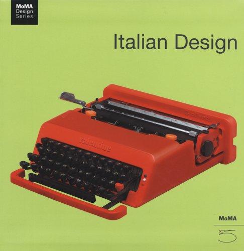 9780870707384: Italian Design (MoMA Design)