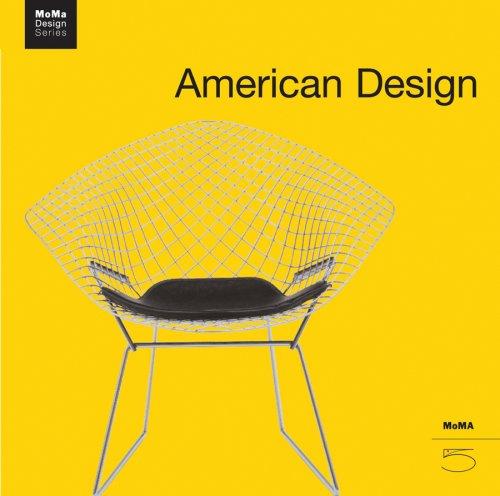 9780870707407: American Design (MoMa Design)