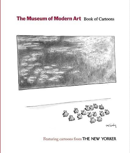 9780870707445: The Museum of Modern Art Book of Cartoons