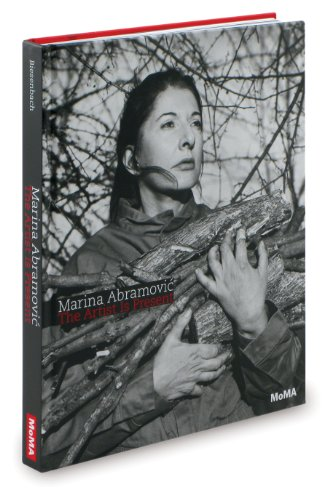 Marina Abramovic: The Artist is Present (0870707477) by Arthur Danto; Chrissie Iles; Nancy Spector; Jovana Stokic