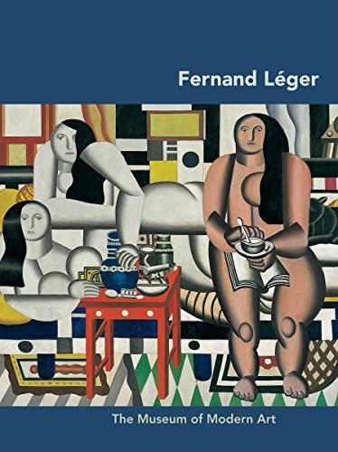 9780870707865: Fernand Leger (MoMA Artist Series)