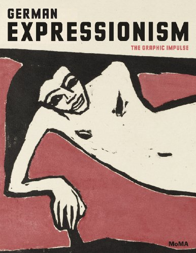 German Expressionism: The Graphic Impulse: Jelavich, Peter; Figura,