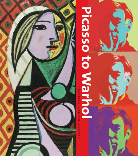 9780870708053: Picasso to Warhol: Fourteen Modern Masters