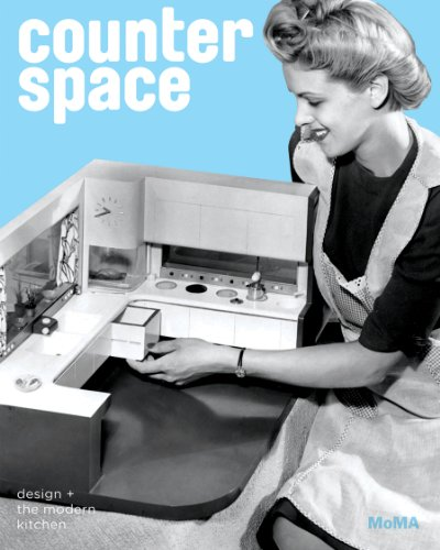 9780870708084: Counter Space: Design and the Modern Kitchen