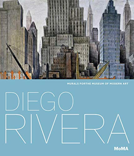 9780870708176: Diego Rivera: Murals for The Museum of Modern Art