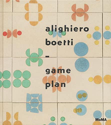 9780870708190: Alighiero Boetti: Game Plan