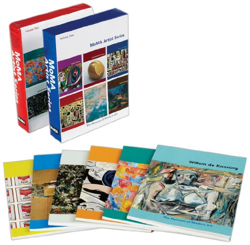 9780870708237: MoMA Artist Series Boxed Set, Volume Two