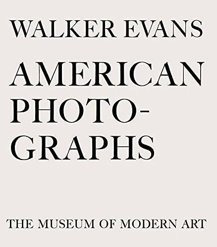 9780870708350: Walker Evans: American Photographs