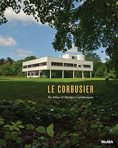 9780870708510: Le Corbusier: An Atlas of Modern Landscapes