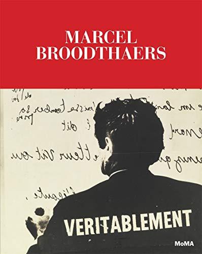 Marcel Broodthaers: A Retrospective (Hardback): Christophe Cherix, Manuel J. Borja-Villel