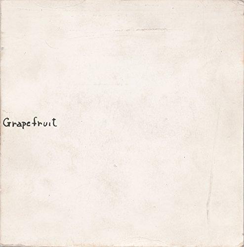 9780870709784: Yoko Ono: Grapefruit