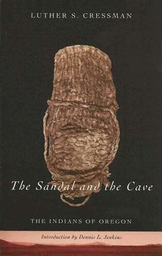 9780870710599: Sandal and the Cave, The: The Indians of Oregon