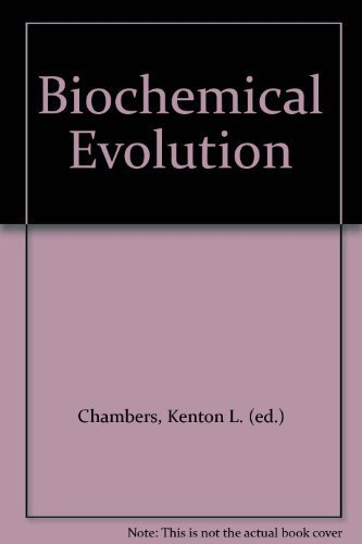 Biochemical Coevolution : Proceedings of the Biology Colloquium, 29th, Oregon State University, ...