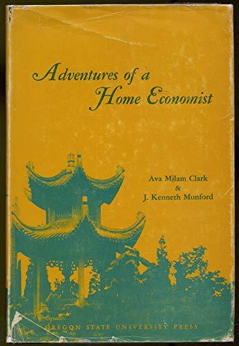 Adventures of a Home Economist: Clark, Ava Milam;