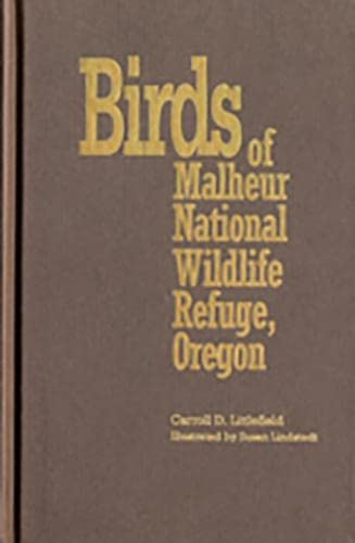 9780870713613: Birds of Malheur National Wildlife Refuge, Oregon