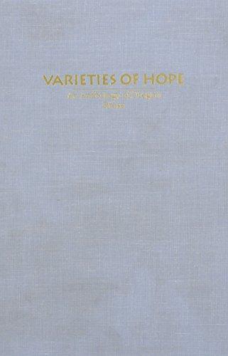 Varieties of Hope: An Anthology of Oregon Prose (Oregon Literature Series): Dodds, Gordon