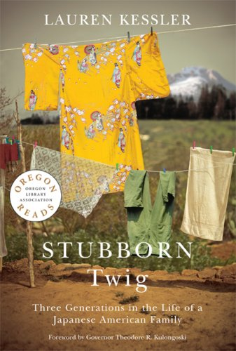 9780870714177: Stubborn Twig: Three Generations in the Life of a Japanese American Family (Oregon Reads)