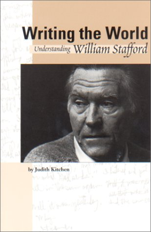 Essays on New topic a way of writing by william stafford