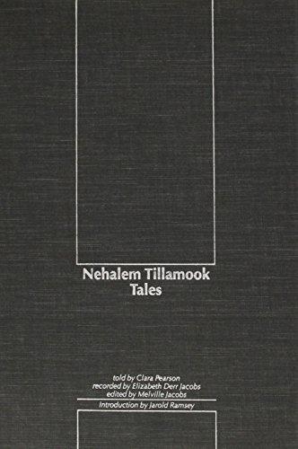 9780870715020: Nehalem Tillamook Tales (Northwest Reprints)
