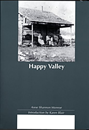 9780870715075: Happy Valley (Northwest Reprints (Paperback))