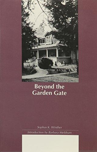 9780870715112: Beyond the Garden Gate (Northwest Reprints)